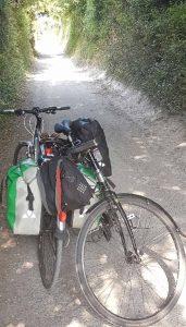 resilience on a bike