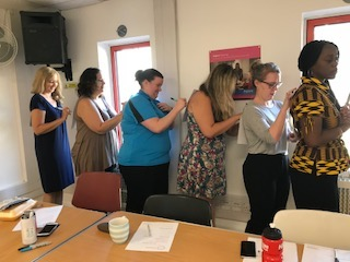 Celebrating colleagues' strengths
