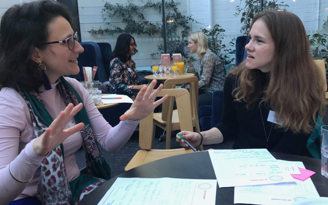 Get connected: the joy of peer support